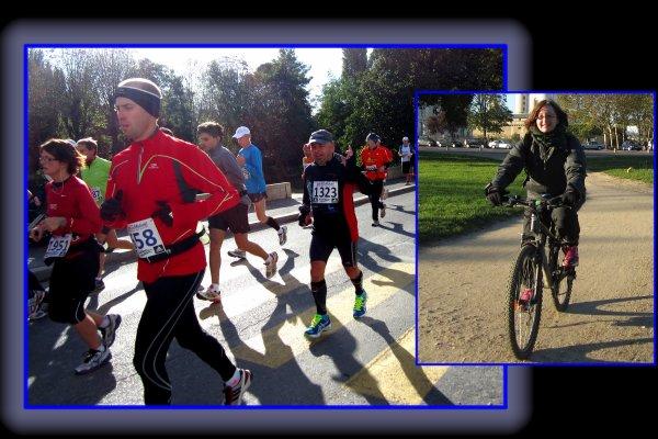 Marathon de Vincennes 2012 ... SUITE ...