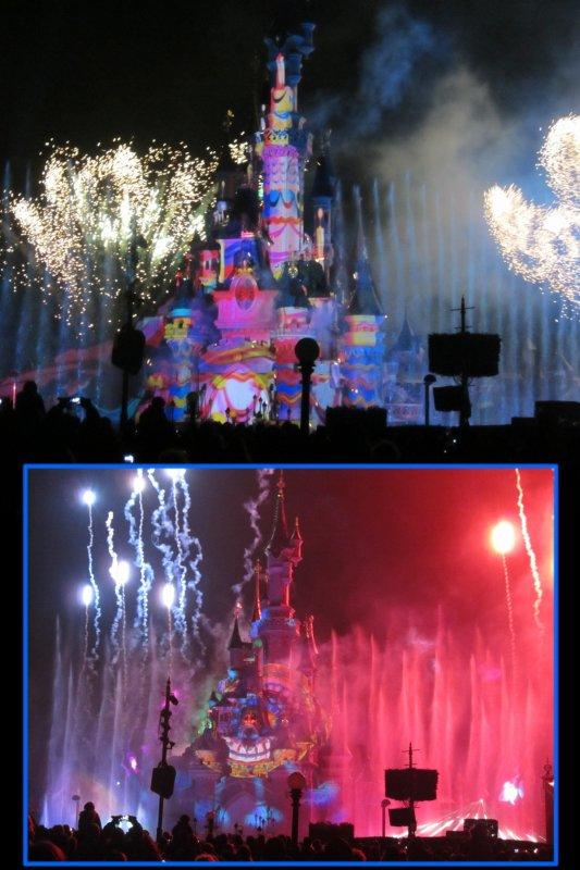 2012: Aventures à Disneyland  Paris... suite suite et suite ...