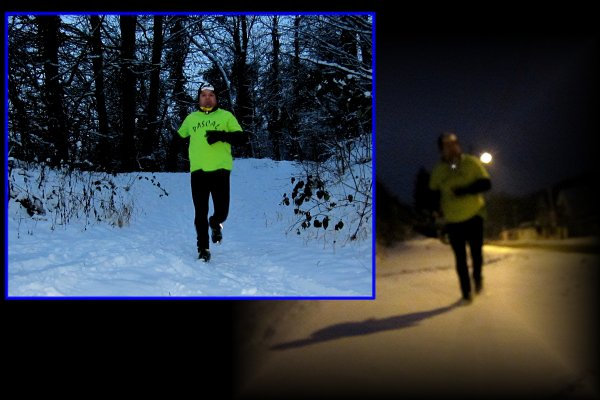 Entraînements Février :  objectif marathon de Paris