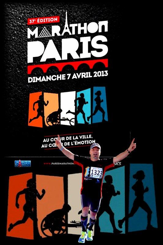 Mon monde Marathon ...  8-p 1990 -- 2012  8-p  ...