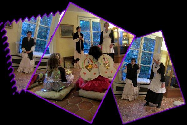 La Nuit des musées 2013 : La maison ensorcelée  ....2ème Partie....