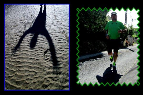 Le plaisir de  courir.