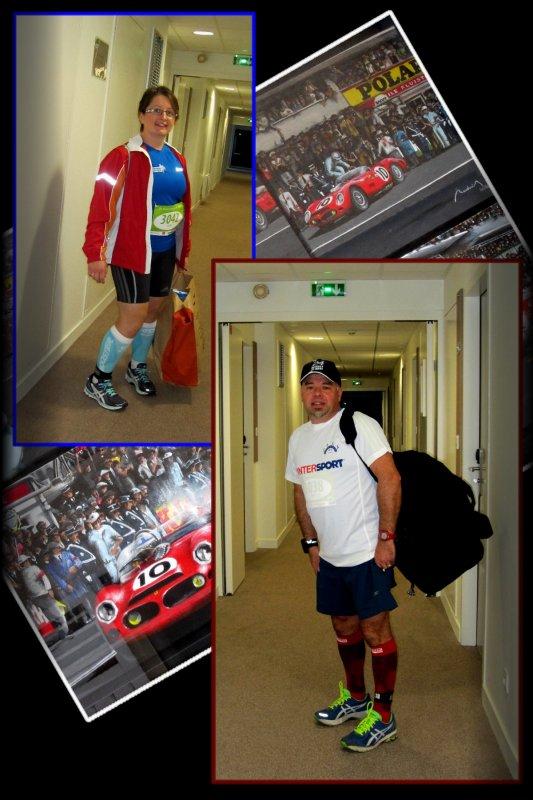 Marathon du Mans 2013 ...épisode 3...