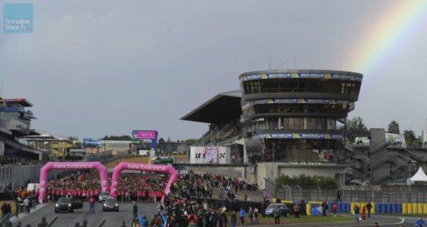 Marathon du Mans 2013 ...épisode 5...