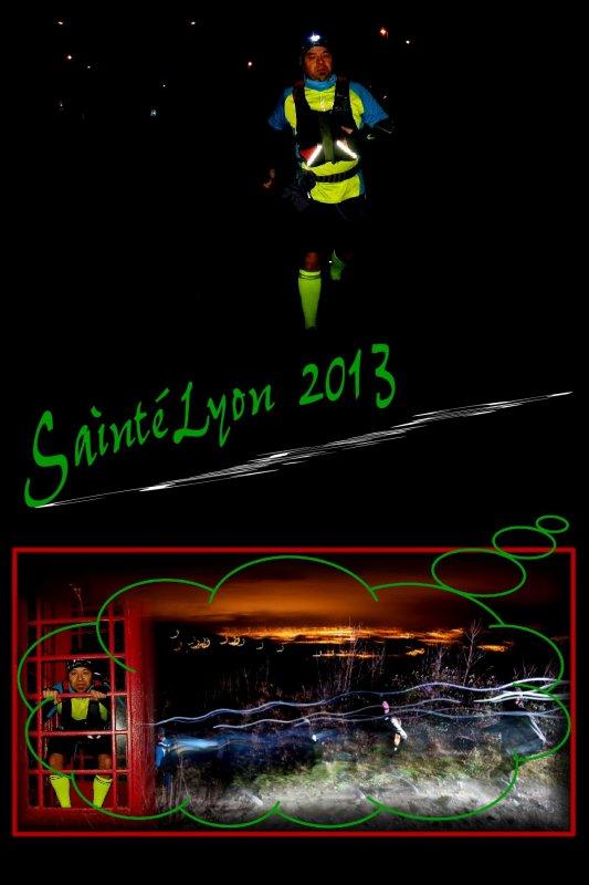 SaintéLyon 2013 ....