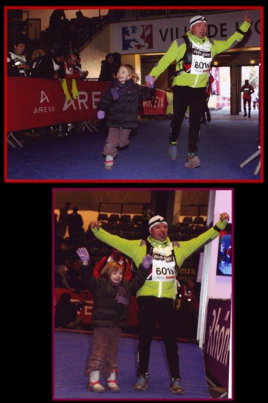 La SaintéLyon 2013 ==) Running Raid Nocturne ... ==) épisode 6 (==