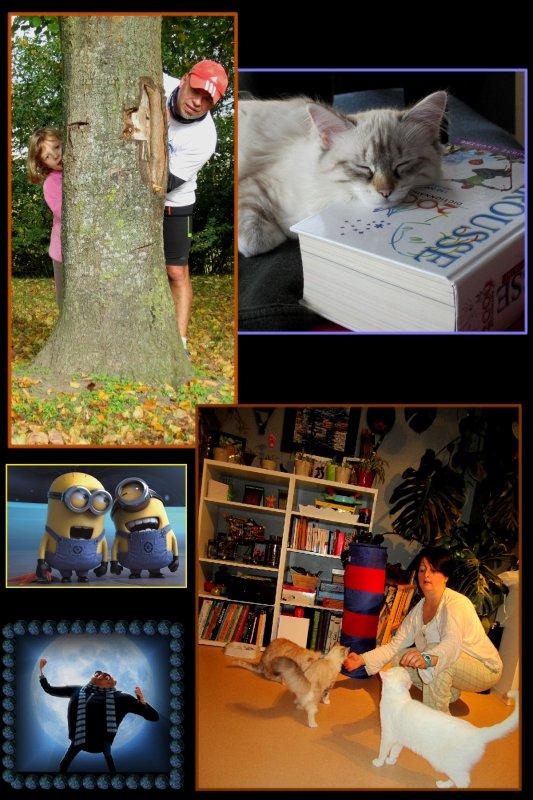Week-end d'automne 2013, on se défoule !!!