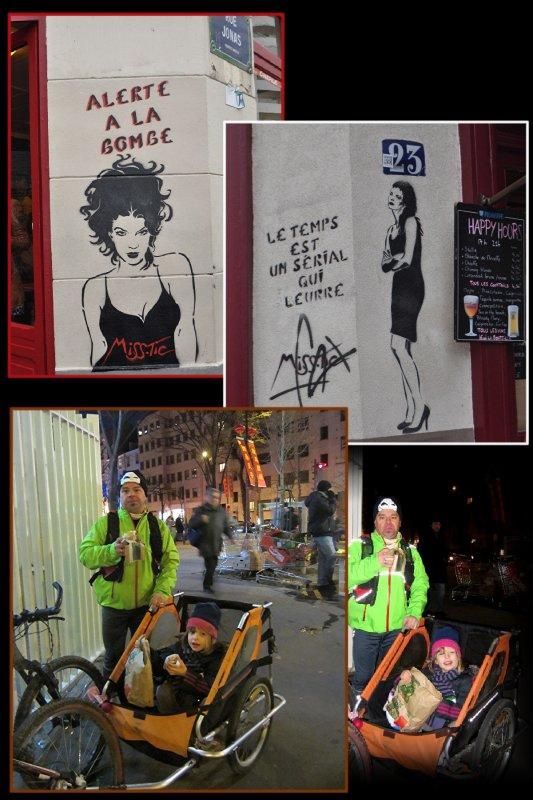 Les foulées de Vincennes 2014 épisode 1