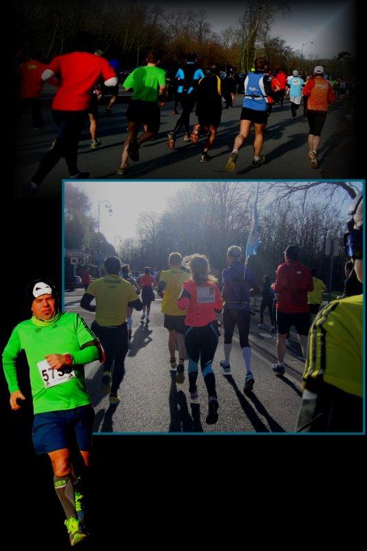 Les foulées de Vincennes 2014 épisode 3