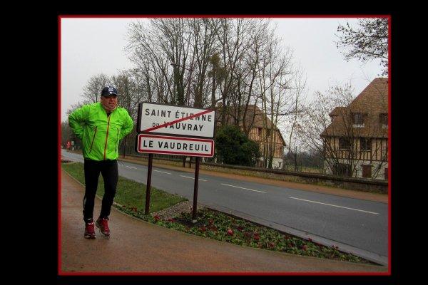 Week end Normand : 25 et 26 janvier 2014