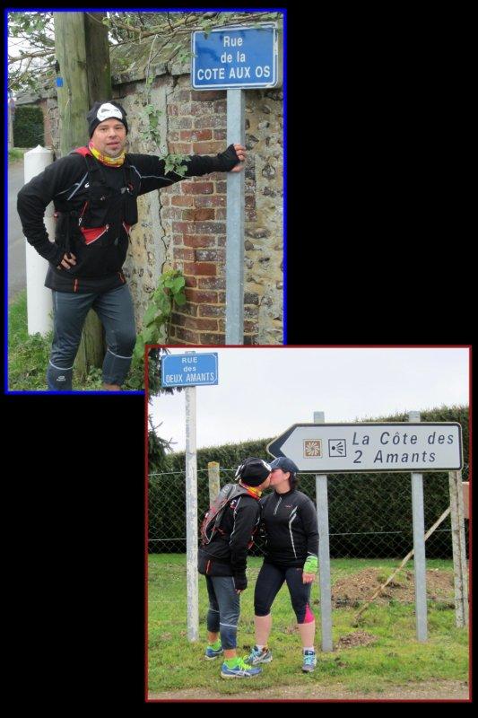 Week-end Normand : Dimanche 26 : La côte des 2 amants 2014 ....
