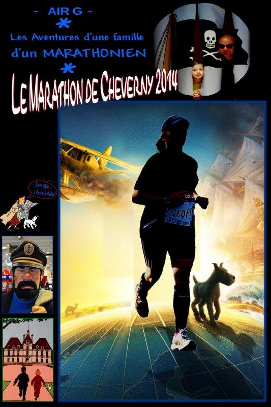 Marathon de CHEVERNY 2014 ==) Épisode 2 (==