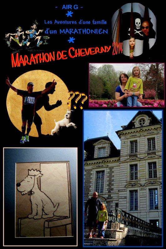 Marathon de CHEVERNY 2014 ==) Épisode 3 (==