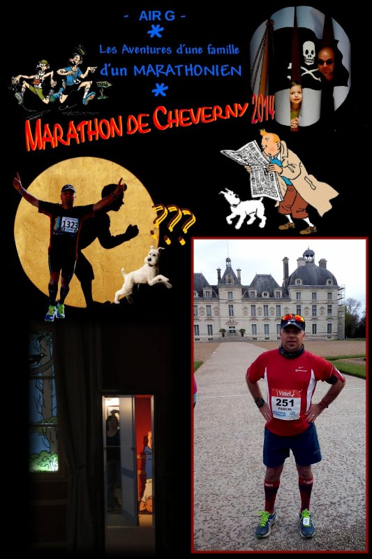 Marathon de Cheverny 2014 ==) Épisode 4 (==