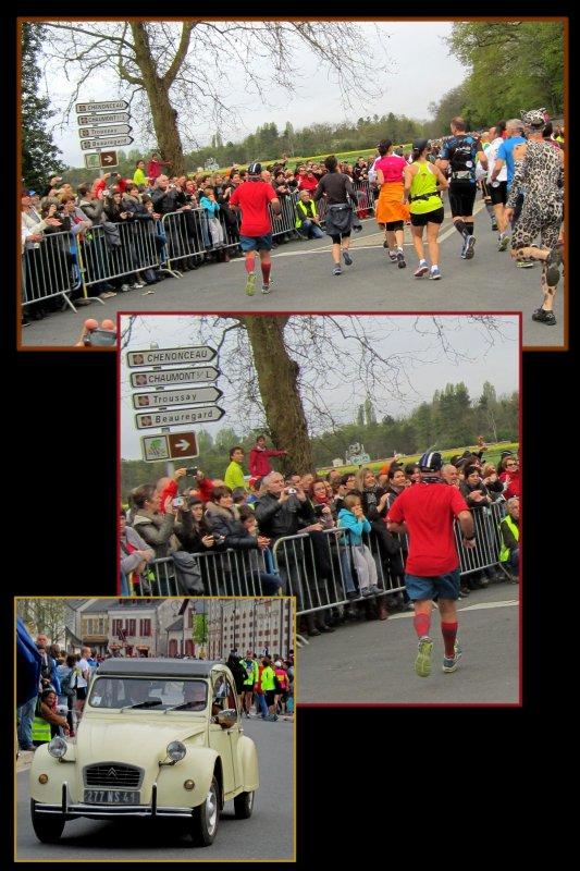 Marathon de Cheverny 2014 ==) Épisode 5 (==