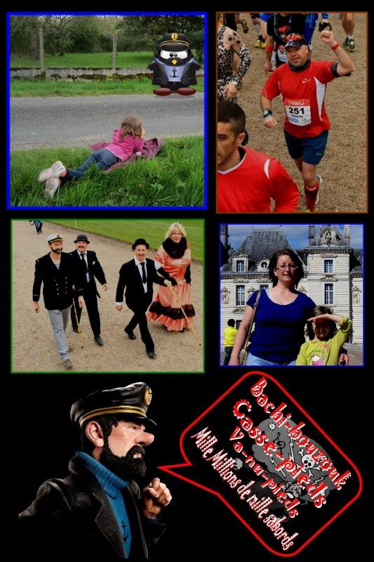 Marathon de Cheverny 2014 ==) Épisode 7 & FIN (==