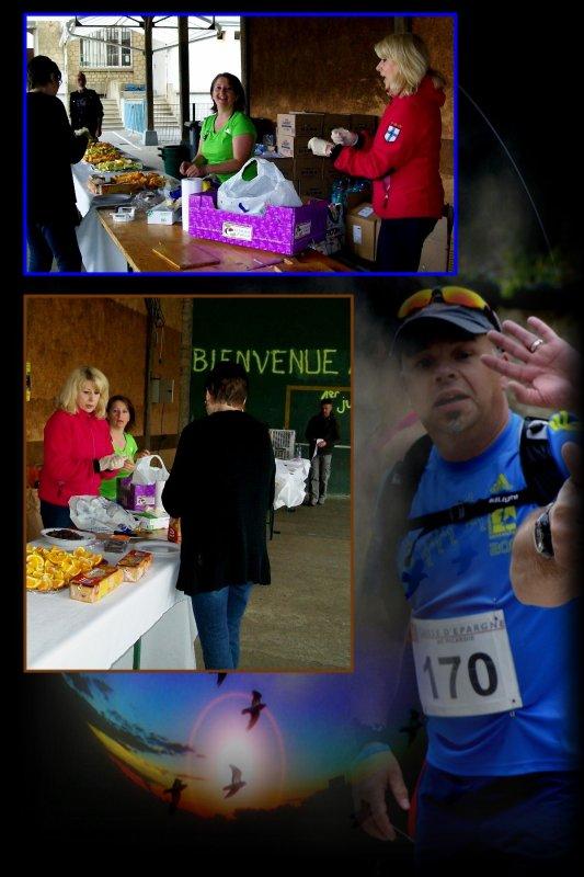 Trail de Verneuil en Halatte 2014  : épisode 1
