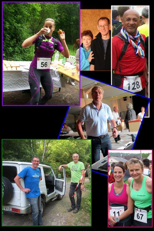 Trail de Verneuil en Halatte 2014  : épisode 2