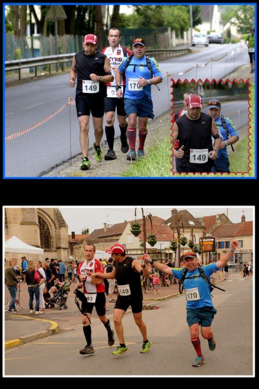 Trail de Verneuil en Halatte 2014  : épisode 3