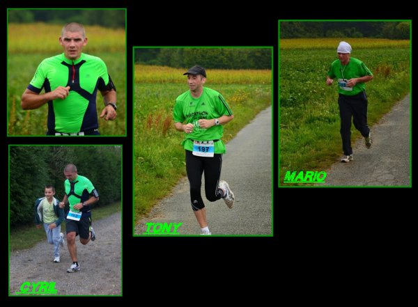 10 Km de Fleurines 2014 ...épisode 3