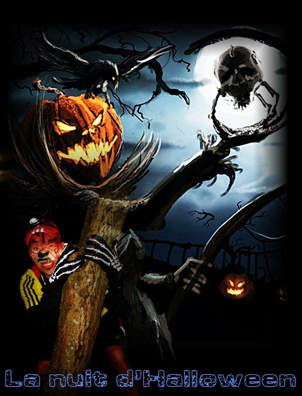 Halloween, la nuit du loup garou !