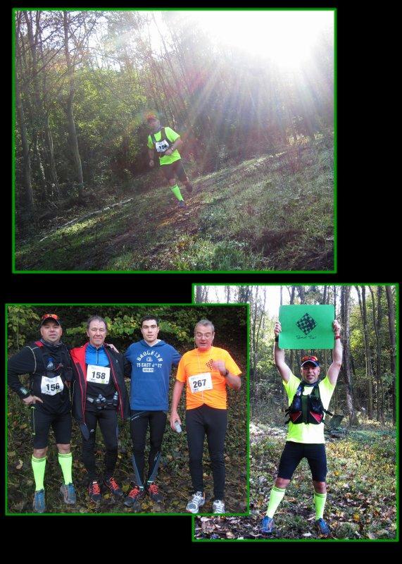 la Saut'Trail de Verberie 2014