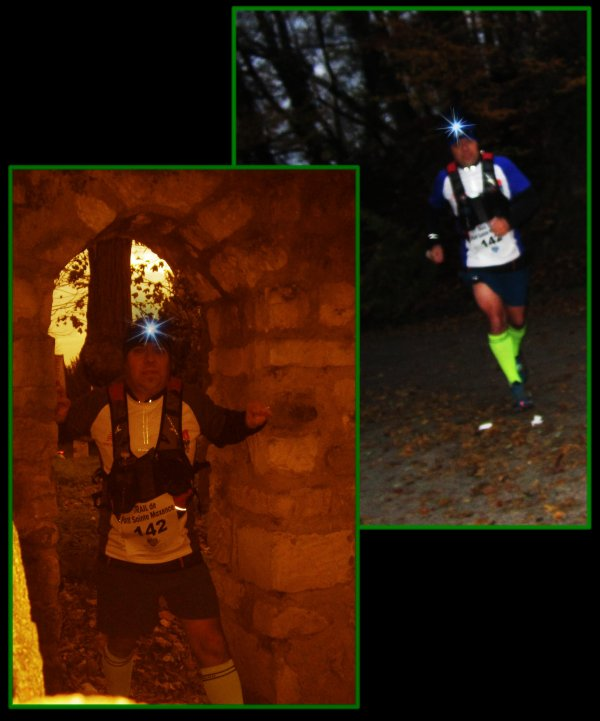 Trail Nocturne de  Pont Ste Maxence 2014