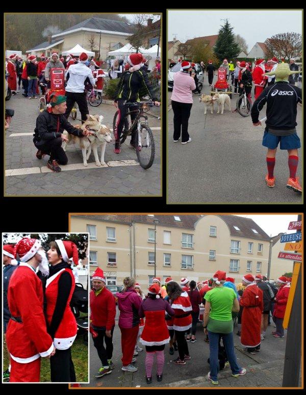 1er Footing de Noël à Verneuil en Halatte...Episode II ...