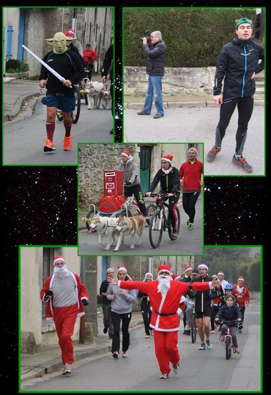 1er Footing de Noël à Verneuil en Halatte...Episode IV ...