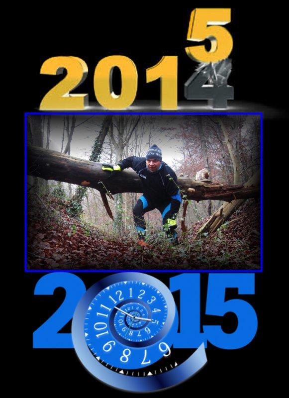 Bonne & Heureuse Année 2015 ....