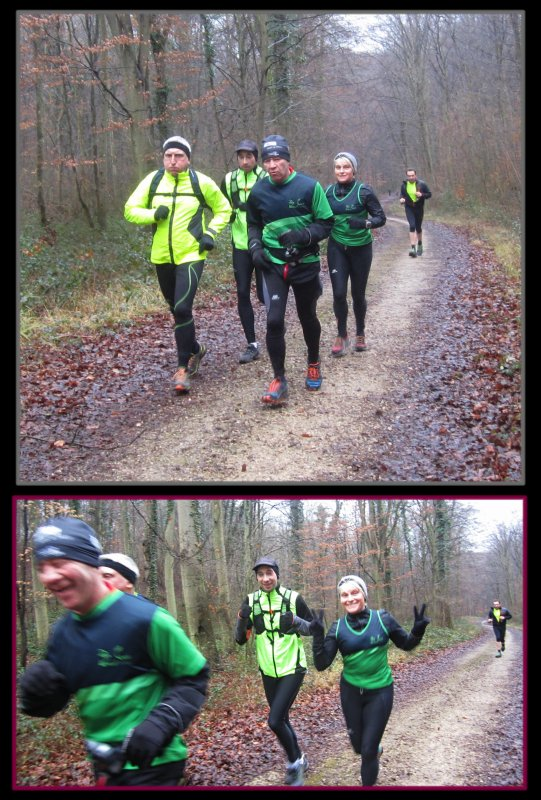 Footing Pars Courir Verneuil : 15 février 2015