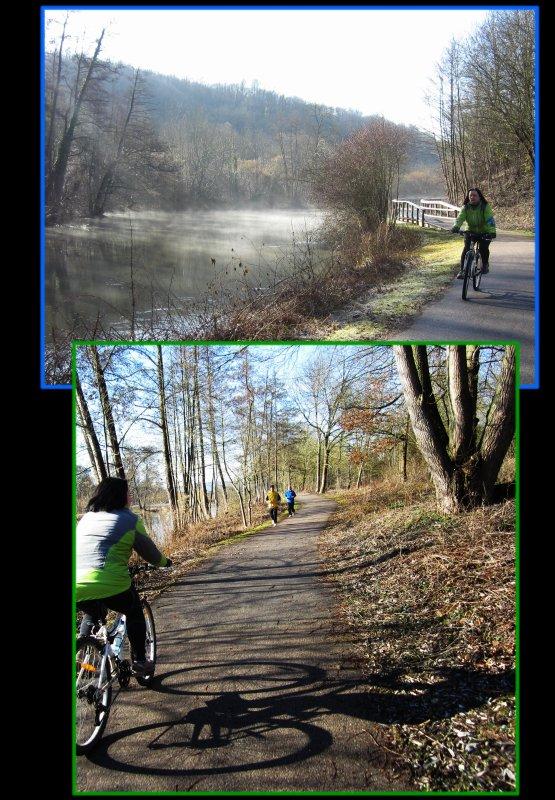 Week-end Normand février 2015… version Ball ...Version Bike