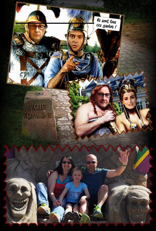 Les vikings au Parc Astérix ...