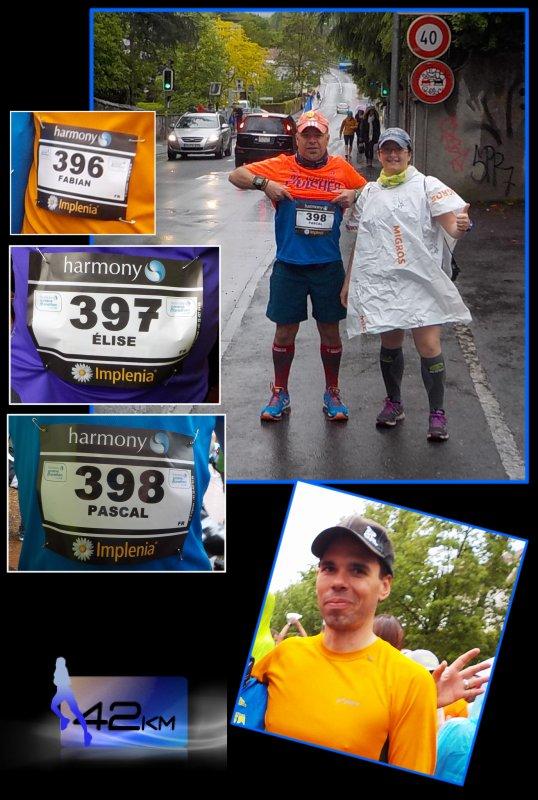 Marathon de Genève ... épisode 3 ....