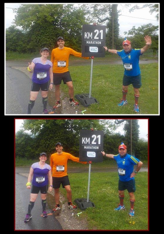 Marathon de Genève ... épisode 4 ....