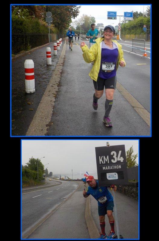 Marathon de Genève ... épisode 5 ....