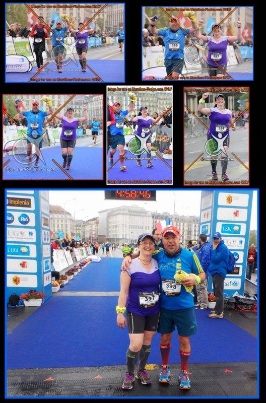 Marathon de Genève ... épisode 6 ....