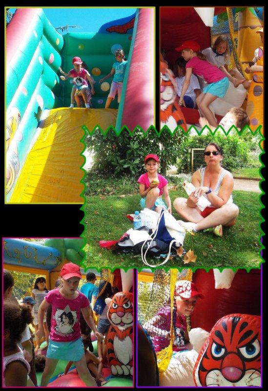 Seyresse dans les Landes, vacances 2015 : 5ème & 6ème jour