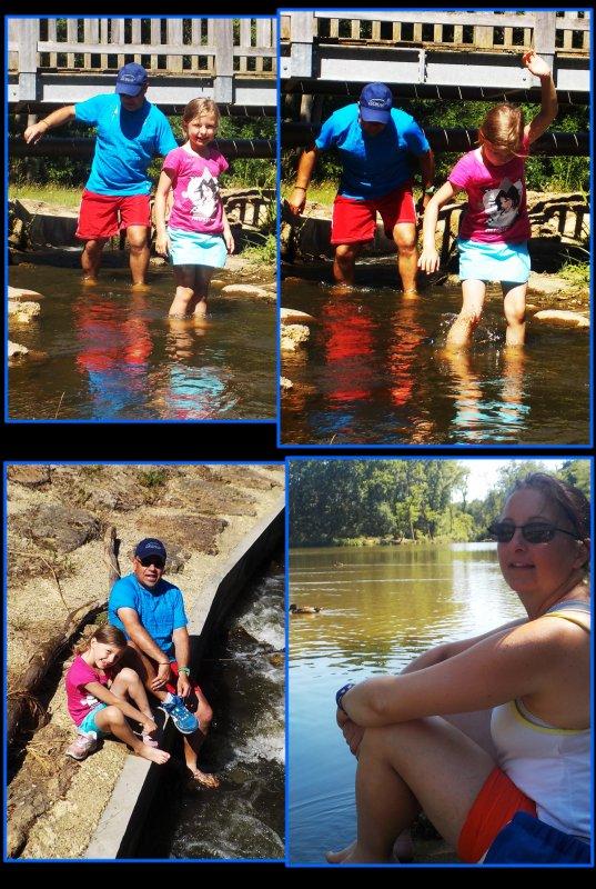 Seyresse dans les Landes, vacances 2015 : 6ème & 7ème jour