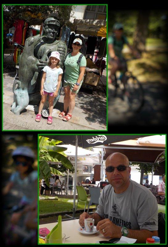 Seyresse dans les Landes, vacances 2015 : 7ème et 8ème jour