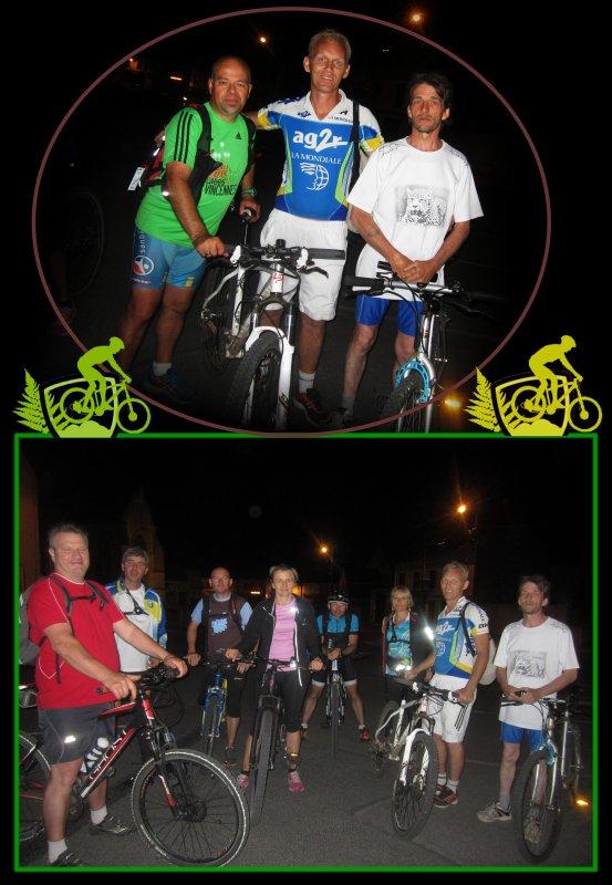 Coureurs des villes, Cyclos des champs