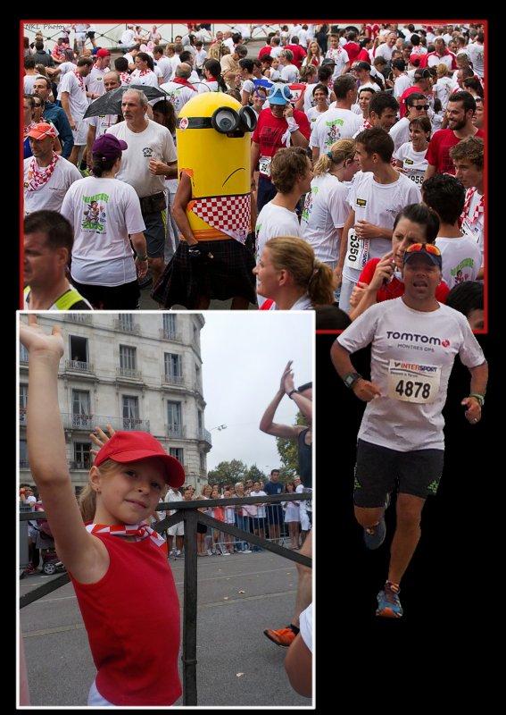 Le pays basque en baskets … Les foulées du Festayre 2015