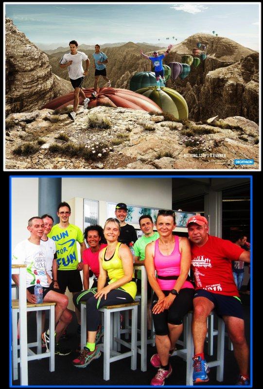 Mission ultra-marathon ....