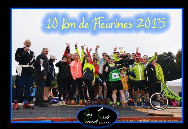 10 km de Fleurines 2015 ...suite