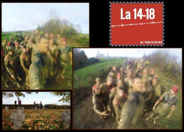 la 14-18 trail des combattants