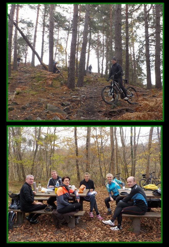Rando Vélo : Forêt Ermenonville et Chantilly ...