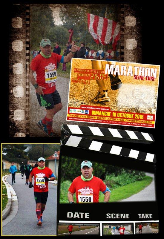 Marathon Seine & Eure 2015 épisode 2