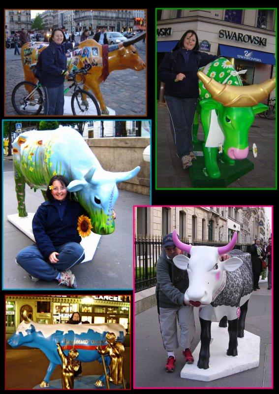 Mystère des « Vach'art » de Paris : 10 ans après …