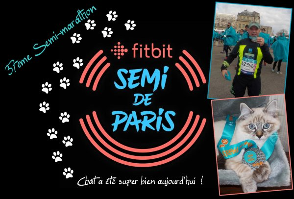 Semi-Marathon de Paris 2016  : épisode 2