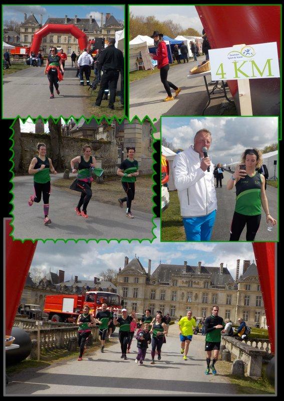 Journée Sport et santé au Château de Raray 2016 ..2..